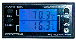 Water Temperature and Alarm
